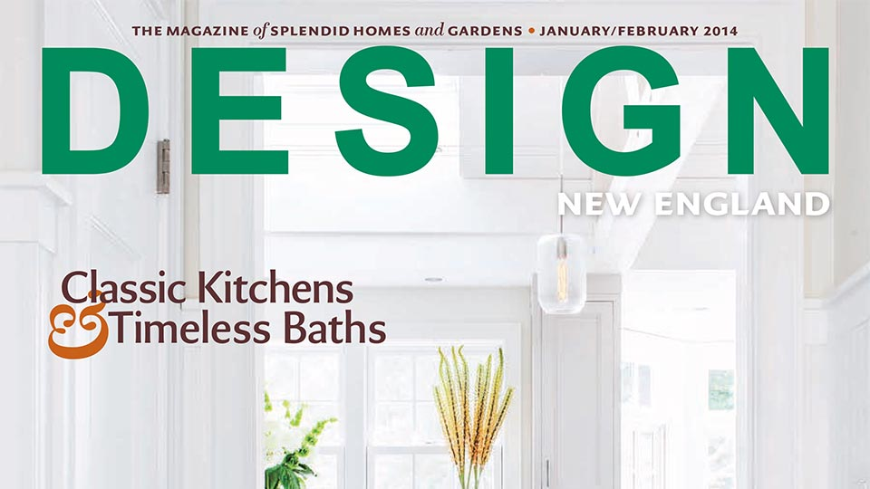Design New England January/February 2014