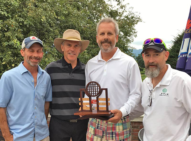 The Winners of This Year's Annual Hirschmann Golf Classic Are Announced