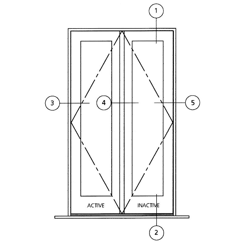 Double Door Specifications  U2014 H  Hirschmann Ltd