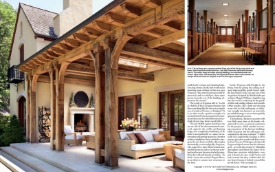 Architectural Digest April 2010