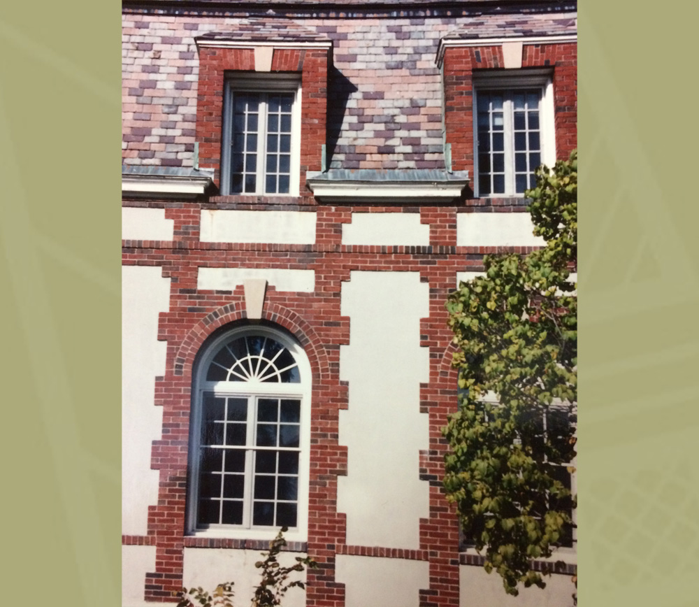 Inswing Casement Windows Historical Renovation