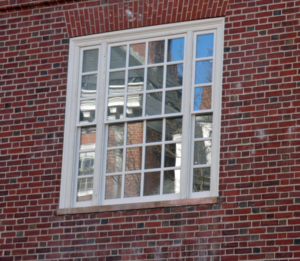 Quincy House, Harvard University, MA – After Sash Replacement