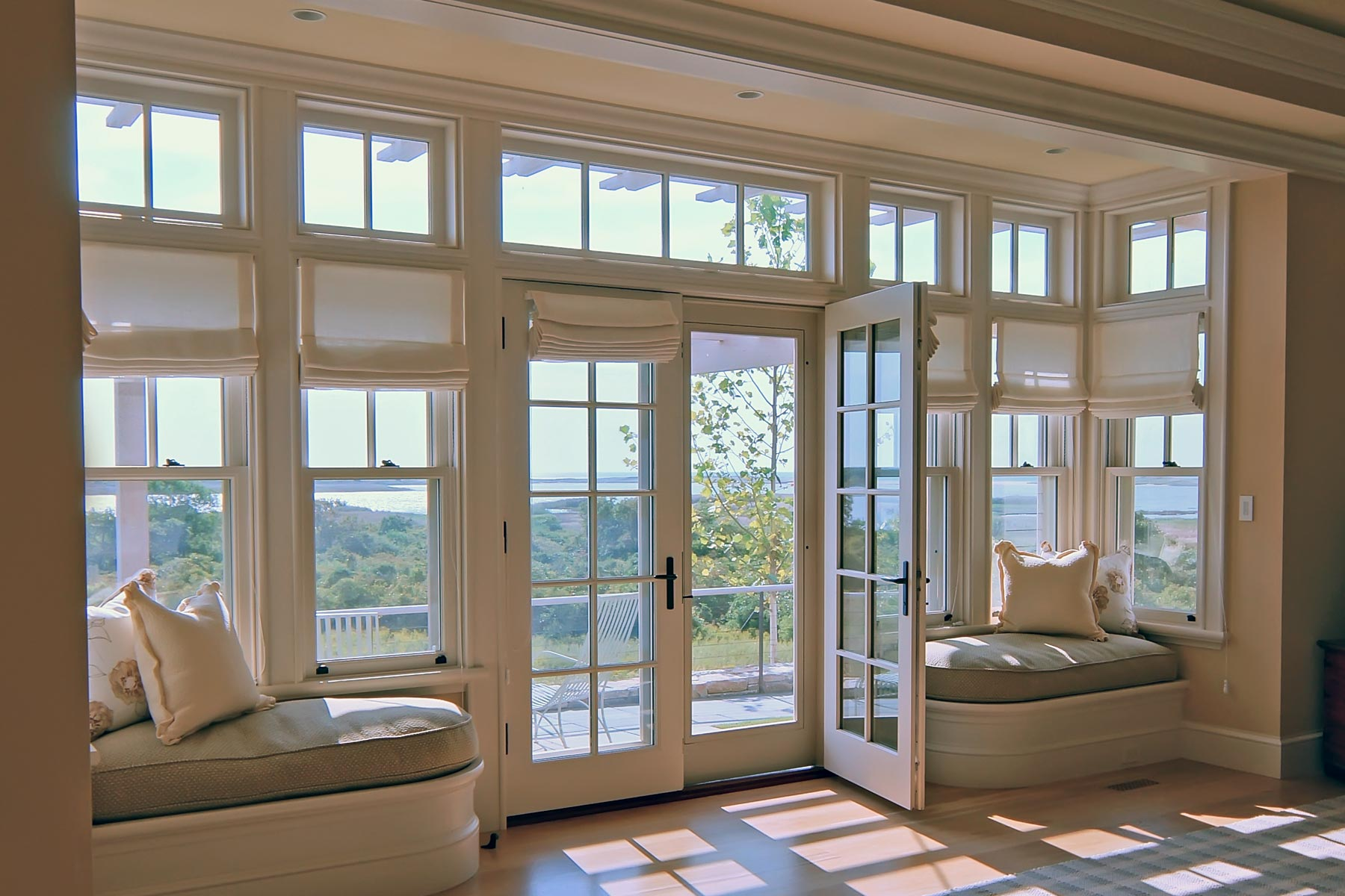 Double Hung Windows With Fixed Transom H Hirschmann Ltd