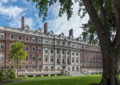 Winthrop House, Harvard University, MA