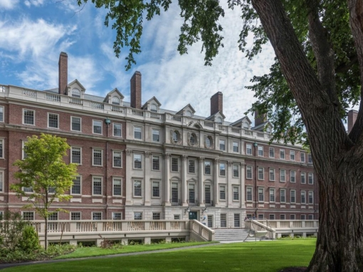 Winthrop House, Harvard University, MA