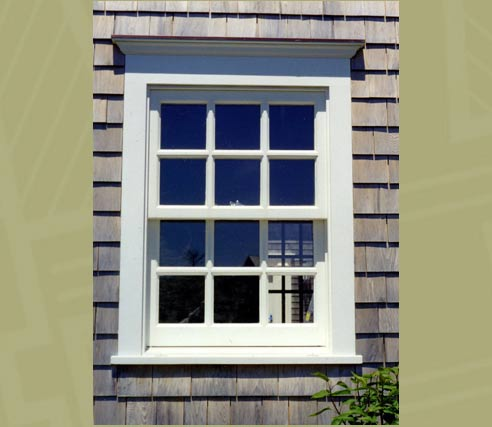 Bay Window Double Hung Combination