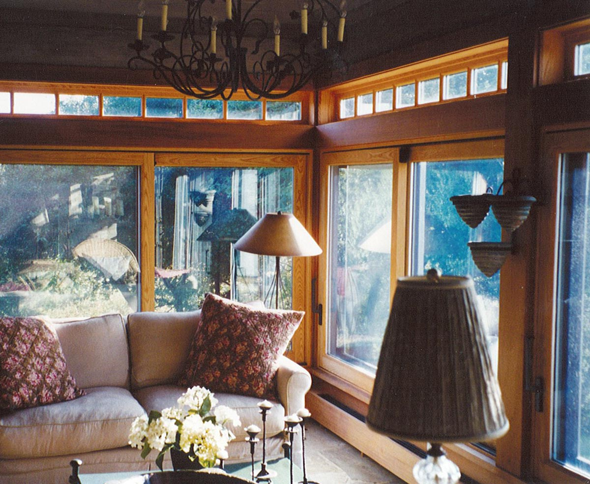 Sliding Windows and Sliding Door with True Divided Lites