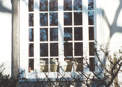 Tilt-and-Turn Bay Window