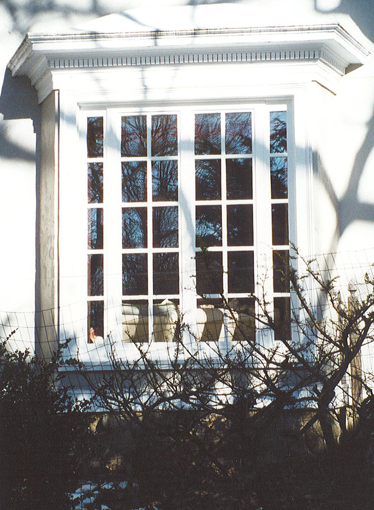 Tilt-and-Turn Bay Window