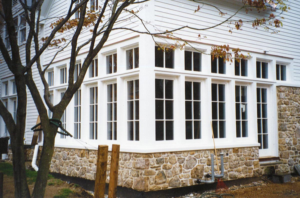 Tilt-and-Turn, Fixed Transom Windows