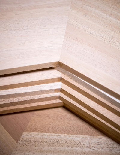 Hirschmann Craftsmanship – Wood Detail