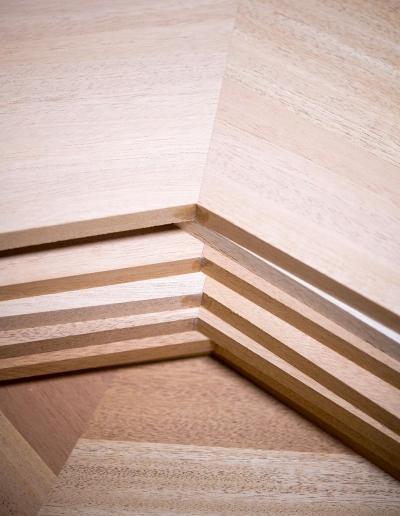 Hirschmann Craftsmanship – Wood Detail