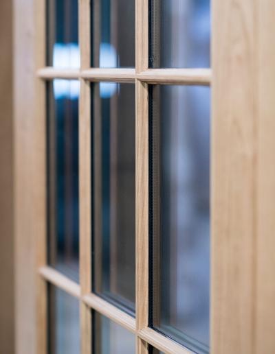 Hirschmann Craftsmanship – Window Closeup
