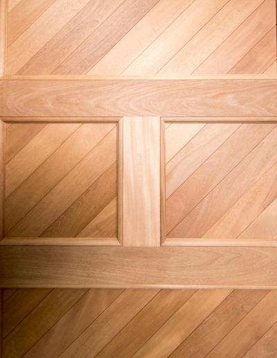 Hirschmann Craftsmanship – Door Closeup