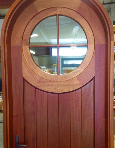 Hirschmann Craftsmanship – Door Inset Window