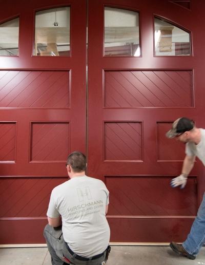 Hirschmann Craftsmanship – Door