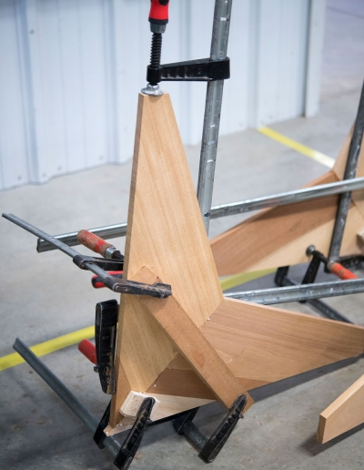 Hirschmann Craftsmanship – Material Detail
