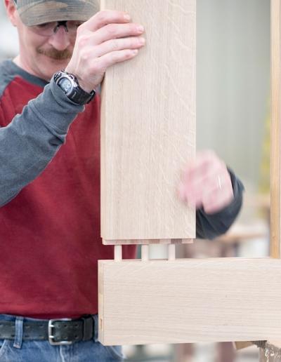 Hirschmann Craftsmanship – Shop Assembly