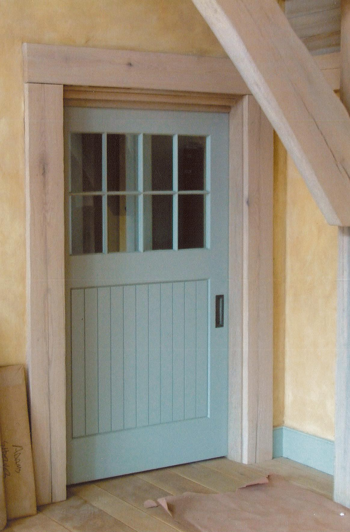 Interior Pocket Sliding Door