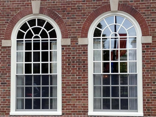 Arched Single Hung Windows