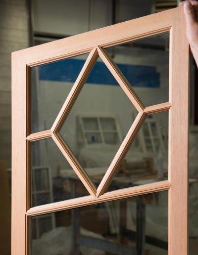 Hirschmann Craftsmanship – Window Detail