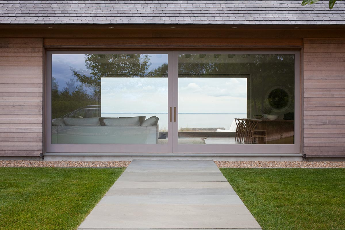 Bi-Parting Pocketing Lift & Slide Doors