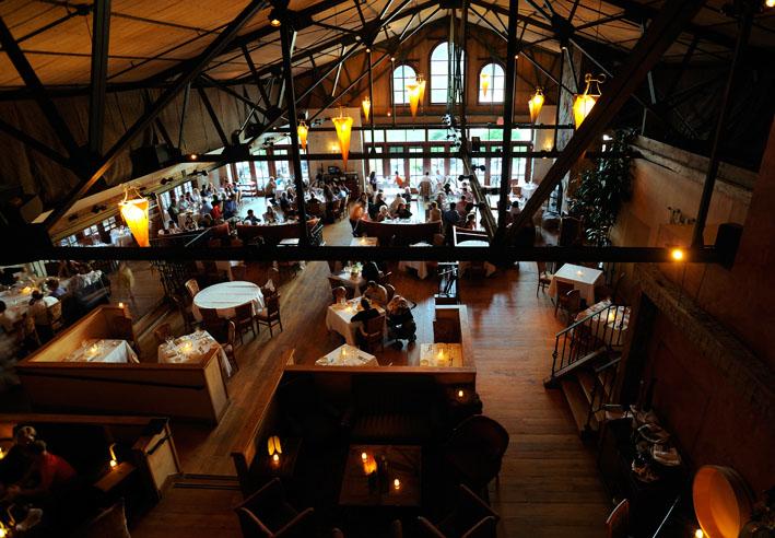 Harvest on Hudson Restaurant